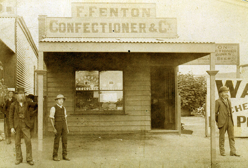 The original Fenton's which later became Bells